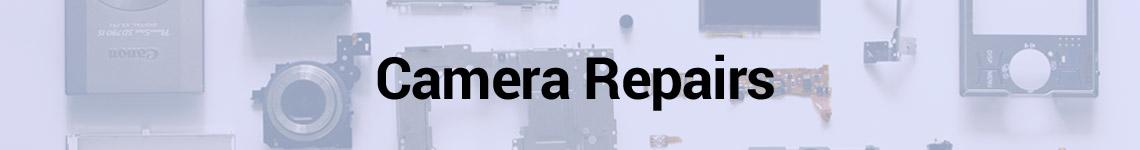 Camera repairs at Park Cameras